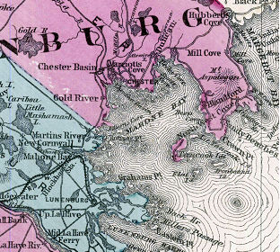MICA Mahone Islands Conservation Association Historical Books - Us navy map mahone bay ns